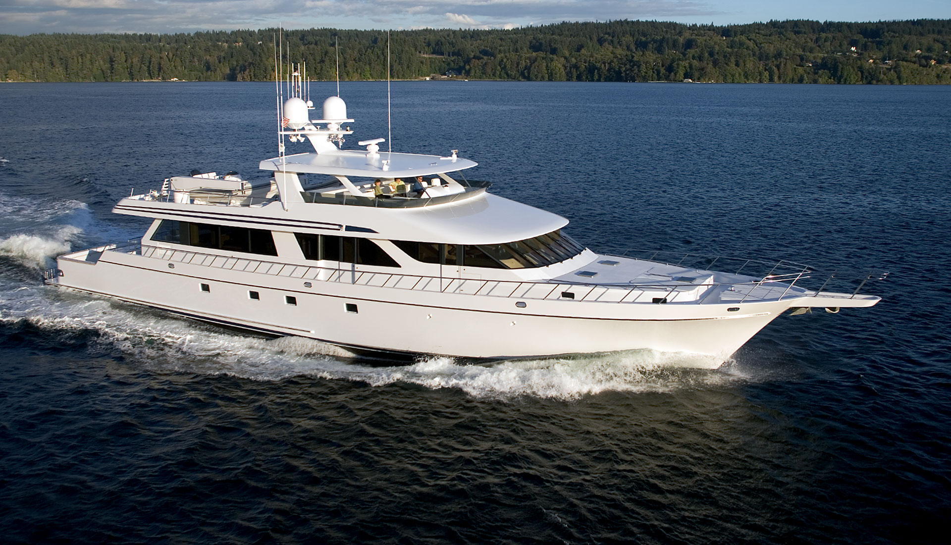 Nordlund 118' Sport Fishing Yacht Southern Way